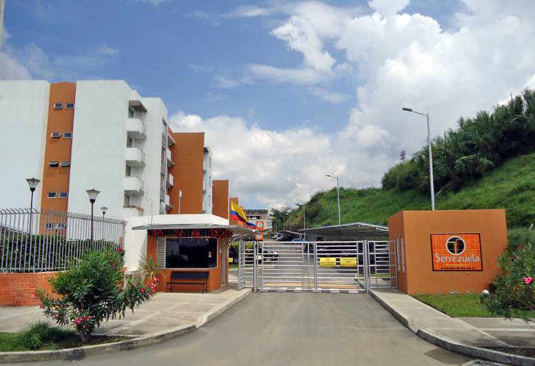 Proyecto residencial Edificio Pedregales