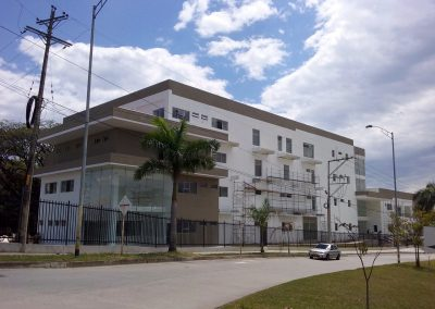 Avanza ingeniería S.A.S. Clínica de la Policía de Pereira - 1