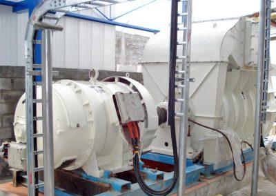 Avanza Ingeniería S.A.S. Redes eléctricas laboratorio de potencia ABB - 1