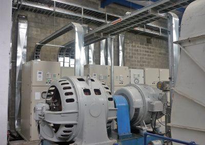 Avanza Ingeniería S.A.S. Redes eléctricas laboratorio de potencia ABB - 2
