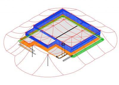 Avanza Ingeniería S.A.S. Sistema integral de protección conttra rayos Edificio Coform - 5