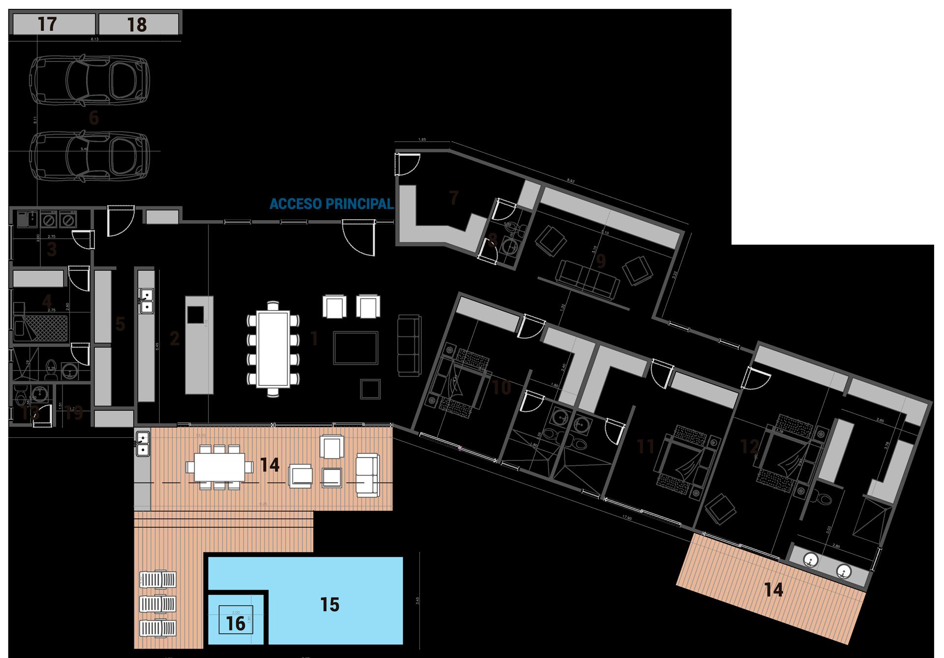 Avanza Ingeniería S.A.S. - Tipología de vivienda